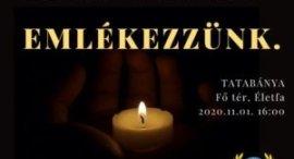 Gyújtsunk mécsest közösen az elhunyt pedagógusok emlékére!