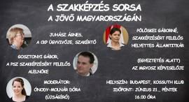 A szakképzés sorsa a jövő Magyarországán