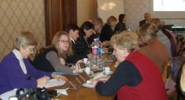Litván oktatási szakemberek Budapesten