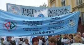 Prágai tüntetés