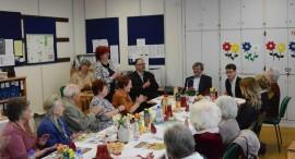 PSZ Fejér Megyei Szervezete Nyugdíjas Tagozat találkozó