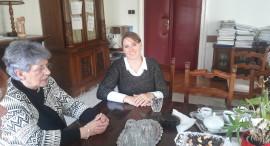 Az ETUCE igazgatója a székházban