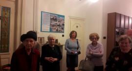 A Nyugdíjas Otthon lakói is megtekintették a kiállítást
