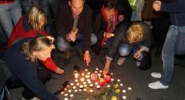 Tiltakozás Miskolcon 2014