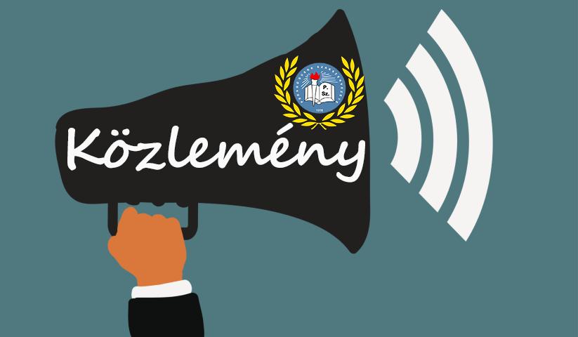 A Pedagógusok Szakszervezete Országos Vezetőségének közleménye a PSZ előtt álló feladatokról