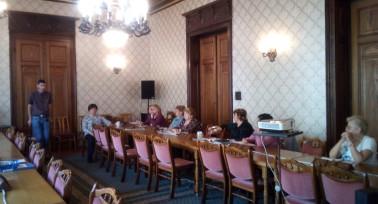 Ülésezett a PSZ Országos Nyugdíjas Tagozata