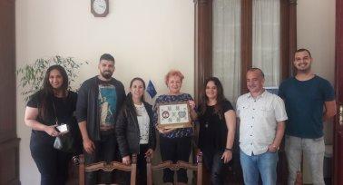 Ciprusi pedagógusokat látott vendégül a PSZ