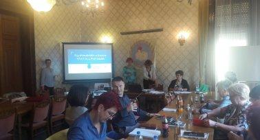 Jó gyakorlatok megosztása - Együttműködés a francia SNES és a PSZ között