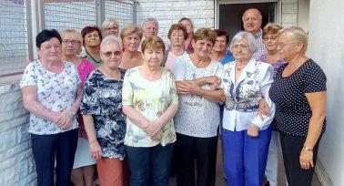 A Nyugdíjas Tagozat is felkészült a következő időszakra