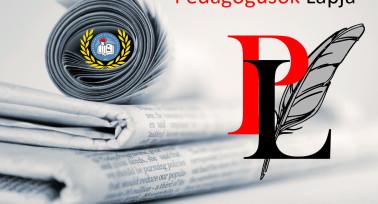 Megjelent a Pedagógusok Lapja novemberi száma
