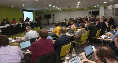 Az ETUCE VB 2019 őszi tanácskozása Brüsszelben