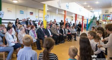 Székesfehérváron karácsonyoztak a nyugdíjas pedagógusok