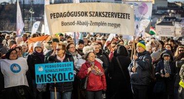 Takács Géza: levél a tüntetőknek
