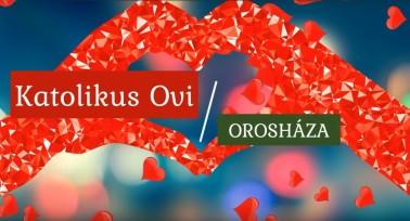Orosházi óvodai dolgozók üzentek a gyerekeknek
