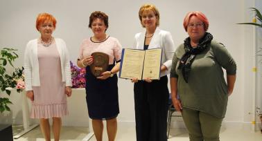A PSZ emlékplakettel ismerte el a Kelet-Pesti Tankerület munkáját