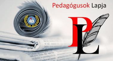 Megjelent a Pedagógusok Lapja szeptemberi száma